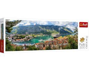 Rompecabezas Bahía de Kotor, Montenegro (500 Piezas)