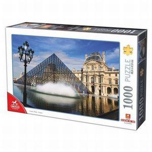 Rompecabezas Museo del Louvre, París / 1000 pzs.