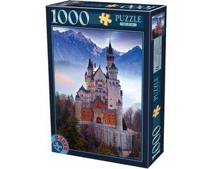 Rompecabezas Castillo Neuschwanstein (1000 pzas.)