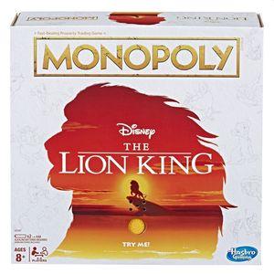 Monopoly Rey León