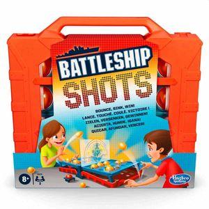 Juego de Mesa Hasbro. Battleship Shots