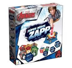 SUPER HEROE ZAPP AVENGERS (JCA-1655)