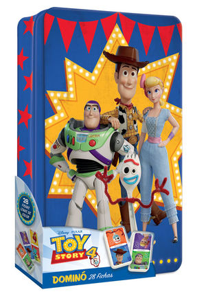 DOMINO TOY STORY 4