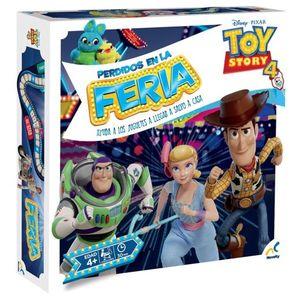 JUEGO PERDIDOS EN LA FERIA. TOY STORY 4 / JCA2284