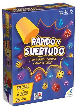 JUEGO RAPIDO Y SUERTUDO / JCA2420