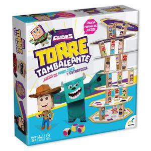 TORRE TAMBALEANTE DISNEY CUBES / JCA2427