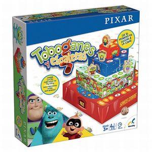 Toboganes y Escaleras Pixar