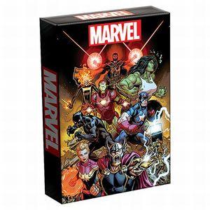 Baraja Coleccionable Marvel