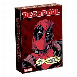Baraja Coleccionable Deadpool