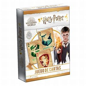 Baraja Coleccionable Harry Potter