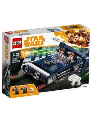 LEGO STAR WARS. SPEEDER TERRESTRE DE HAN SOLO
