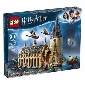 LEGO HARRY POTTER. GRAN COMEDOR DE HOGWARTS