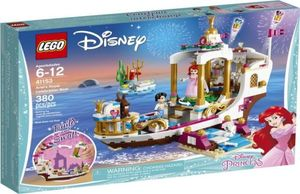 LEGO DISNEY PRINCESS. BARCO REAL DE CEREMONIAS DE ARIEL