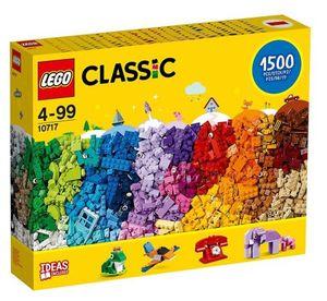 LEGO Classic Brick Set (1500 pzas.)