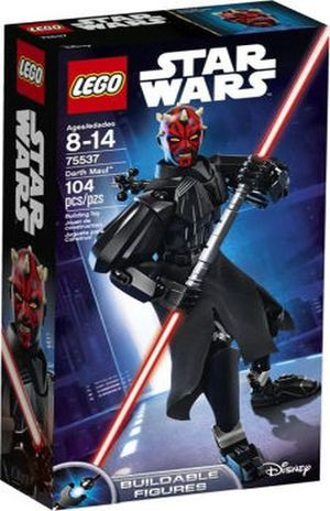 LEGO STAR WARS CONSTRACTION. DARTH MAUL