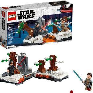 LEGO STAR WARS. DUELO EN LA BASE STARKILLER
