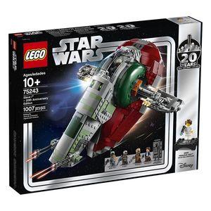 LEGO STAR WARS. SLAVE 1 EDICION 20 ANIVERSARIO