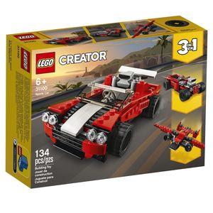 Lego Creator. Auto deportivo