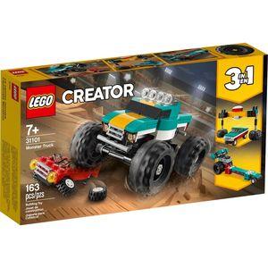 Lego Creator. Camioneta monstruo
