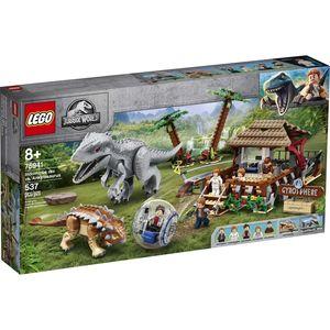 Lego Jurassic World. Jurassic World house of Gyrospheres