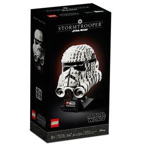 Lego Star Wars. Casco Stormtrooper