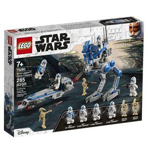 LEGO Star Wars. Clon Troopers de la Legión 501