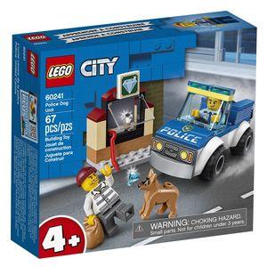 Lego City Police. Policía unidad canina