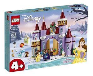 Lego Disney Princess. Fiesta de invierno en el castillo de Bella