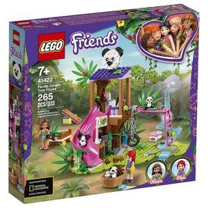 Lego Friends. Casa del árbol panda en la selva