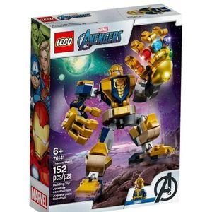 Lego Super Heroes. Armadura robótica de Thanos