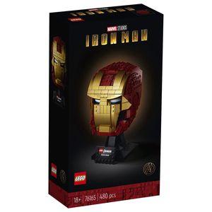 Lego Marvel Avengers. Iron Man bust