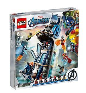 Lego Marvel Avengers. Stark Tower
