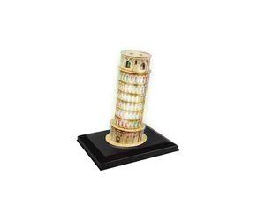 Rompecabezas 3D Led Torre de Pisa