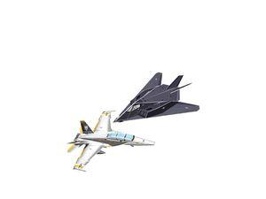 R.C. 3D F-117 NIGHTAWK & F/A-18 HORNET
