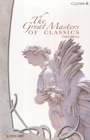 GREAT MASTER OF CLASSICS, THE / VOL. 6