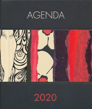 AGENDA CUADERNO SEMANAL ART DESIGN 2020 / PD.