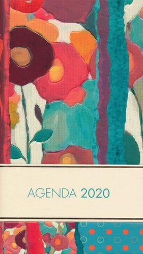 AGENDA CHEQUERA ART DESIGN 2020 / PD.