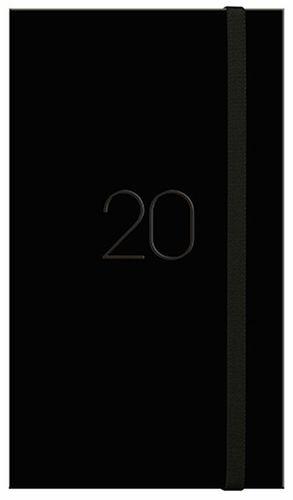 AGENDA CHEQUERA BLACK KLASIC 2020