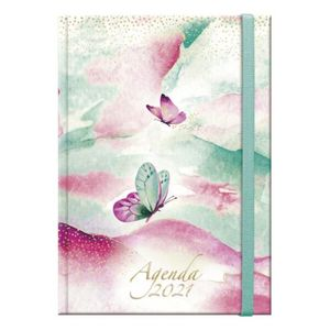 Agenda Acuarela Book 2021