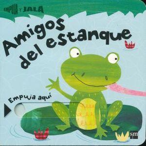AMIGOS DEL ESTANQUE / PD.