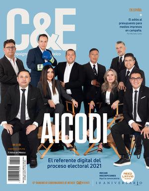 Revista C&E Campaings Elections México #121