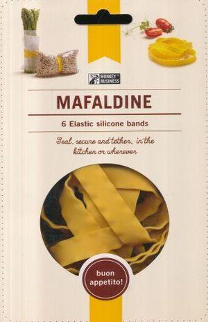 BANDAS ELASTICAS / MAFALDINE ELASTIC SILICONE BANDS