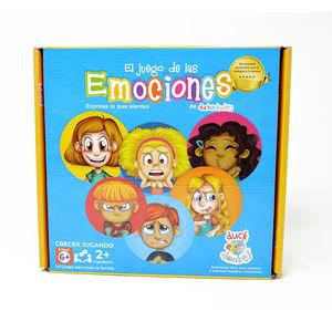 JUEGO DE LAS EMOCIONES, EL. EXPRESA LO QUE SIENTES