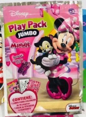 Play Pack Jumbo Disney