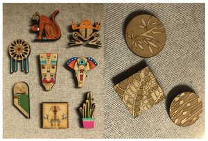 Imanes Decorativos