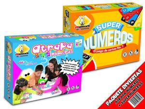 Supernumeros con Atrapa Números
