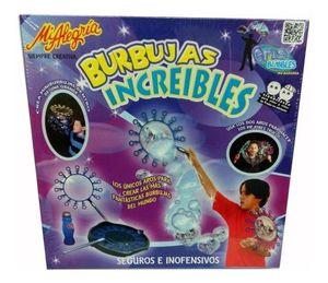 BURBUJAS INCREIBLES / MI ALEGRIA