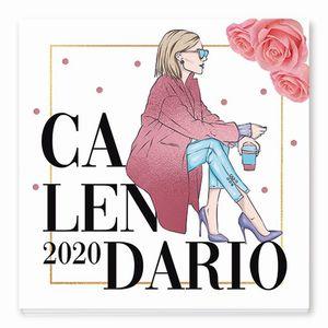 CALENDARIO FASHION GIRL 2020