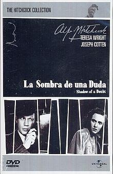 SOMBRA DE UNA DUDA, LA / DVD
