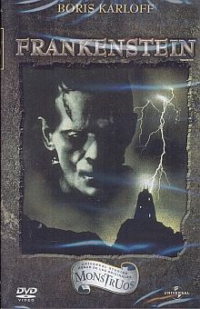 FRANKENSTEIN / DVD.